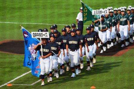 2014年8月 2年生 始動 公式戦初勝利(小山市長杯)