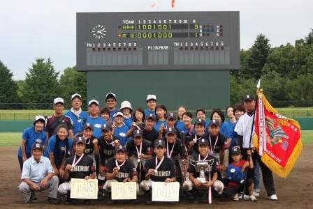 【優勝】2013年 千葉日報旗・ウィルソンカップ争奪千葉大会