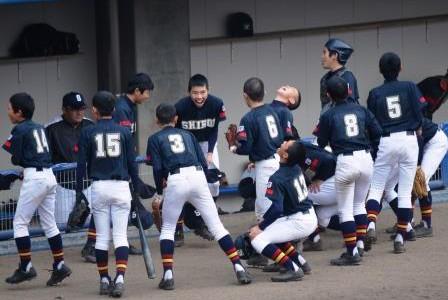 3/18 関東ボーイズリーグ大会にむけて