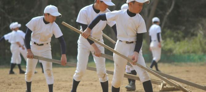 3/25 新1年生 チームづくり