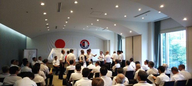 7/16 第42回関東大会抽選会