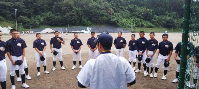 8/27 小山合宿 最終日