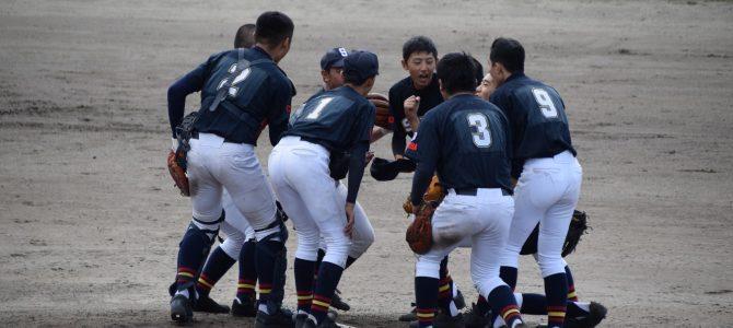 10/7 東日本大会 逆転で8強