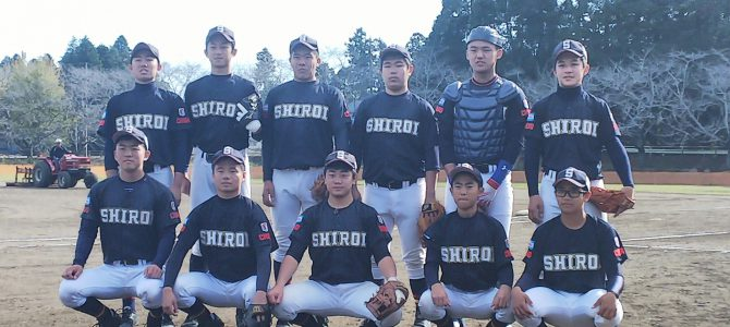 11/17 銚子交流戦②