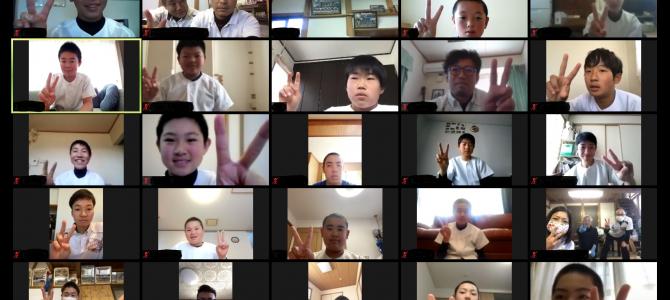4/19 入団生オリエン
